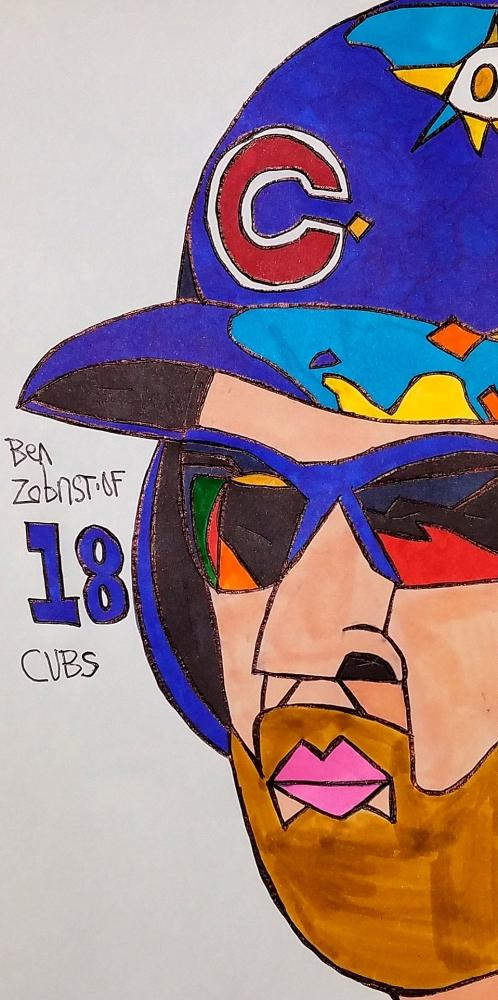 Ben Zobrist par armattock